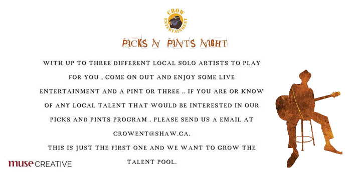 Picks N' Pints Night