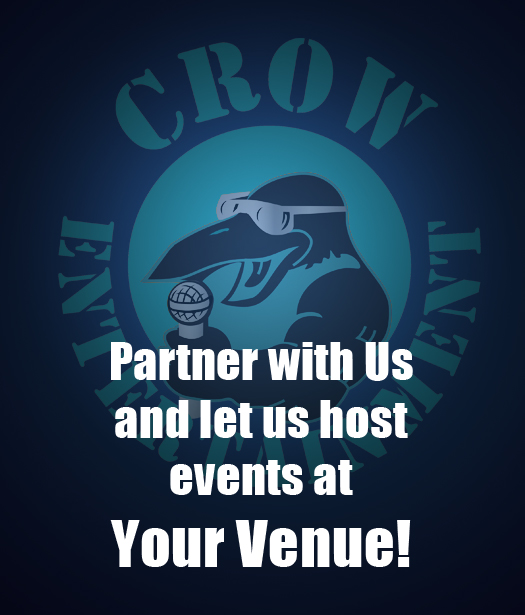 Partner With Crow Entertainment