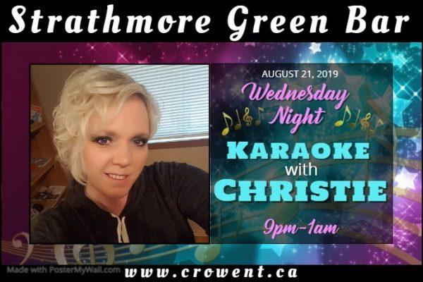 Strathmore Hotel – Green Bar